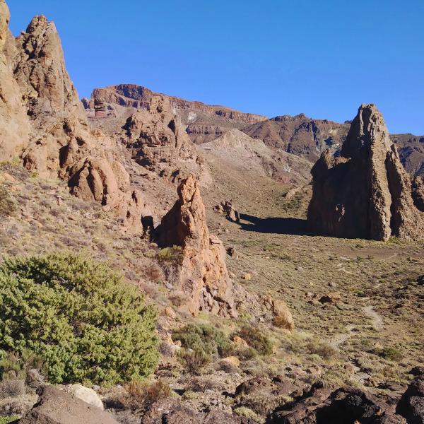 Teide National Park and Cabildo de Tenerife